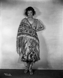 Myrna Loy Pose in Elegant Dress Photo by  Movie Star News