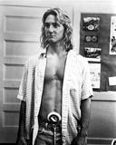 Sean Penn standing in Polo Portrait Photo by  Movie Star News