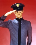 Richard Thomas Saluted in Red Background Photo by  Movie Star News