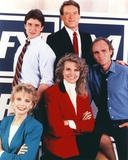 Murphy Brown Group Picture Portrait Photo by  Movie Star News