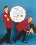 Smothers Brothers Poster Foto af  Movie Star News
