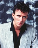 Peter Weller Portrait in Grey Coat Photo by  Movie Star News