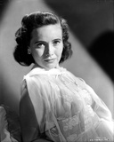 Teresa Wright Posed in See Through Dress Photo by  Movie Star News