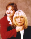 Laverne & Shirley Funny Pose in Portrait Photo by  Movie Star News