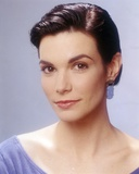 Terri Garber Portrait in Blue Shirt Photo by  Movie Star News