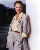 Sharon Gless in a Long Sleeve Top Leaning Portrait Photo by  Movie Star News