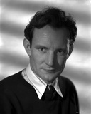 Trevor Howard Posed in Black Suit With White Collar Photo by  Movie Star News