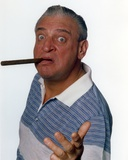 Rodney Dangerfield White Background with Cigar Portrait Photo by  Movie Star News