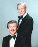 Smothers Brothers Posed in Group Portrait Photo af Movie Star News