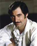 Timothy Dalton Black Background Close Up Portrait Photo by  Movie Star News