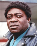 Yaphet Kotto Close Up Portrait with Black Jacket Photo by  Movie Star News