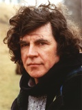 Alan Bates Close Up Portrait Photo by  Movie Star News