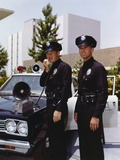 Adam-12 in Police Uniforms Photo by  Movie Star News