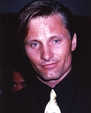 Viggo Mortensen Posed Black Suit Portrait Photo by  Movie Star News