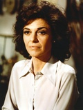 Anne Bancroft in White Sleeves Stolen Shot Photo by  Movie Star News