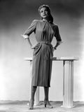 Ann Sheridan wearing a Tunic Waist Dress Photo by  Movie Star News