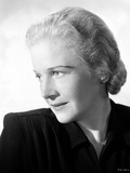 Ann Harding Looking Lonely in Portrait Photo by  Movie Star News