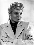 Anna Neagle on a Blazer Portrait Photo by  Movie Star News
