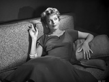 Arlene Dahl Reclining in Classic Photo by  Movie Star News