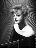 Angela Lansbury standing and posed Photo by  Movie Star News