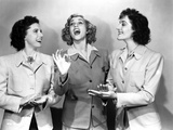 Andrew Sisters on Blazers singing Photo by  Movie Star News