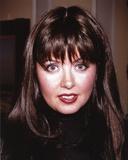 Sarah Brightman Red lipstick Close Up Portrait Foto von  Movie Star News