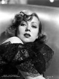 Ann Sothern Lying on the Sofa Photo af Movie Star News