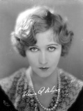 Ann Nilssen on a Pearl Necklace Portrait Photo by  Movie Star News