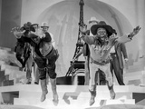 A scene from Blazing Saddles. Photo by  Movie Star News