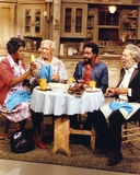 Sanford & Son Dinning Portrait Photo by  Movie Star News