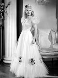Anna Neagle on a Gown Photo by  Movie Star News