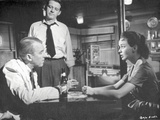 Anatomy Of A Murder Interrogation Scene in Black and White Photo by  Movie Star News