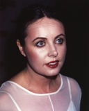 Sarah Brightman wearing See-Through Portrait Photo by  Movie Star News