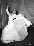Anna Neagle on a Gown and Swaying Skirt Photo by  Movie Star News
