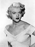 Angela Lansbury Off-Shoulder Top and posed Photo by  Movie Star News
