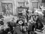 A scene from The Oklahoma Kid. Photo by  Movie Star News