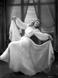 Anna Neagle on a Dress and Swaying Skirt Photo by  Movie Star News