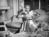 Anne Francis Reclining in Classic Photo by  Movie Star News