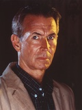Anthony Perkins Looking Serious Portrait Photo by  Movie Star News