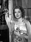 Ann Sheridan wearing a Thin Dress Photo by  Movie Star News