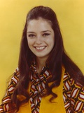 Angela Cartwright Posed in Yellow Background Photo by  Movie Star News