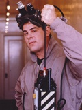 Dan Aykroyd wearing Grey Coat with Goggles Photo by  Movie Star News