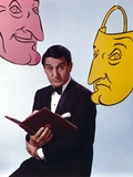Danny Thomas wearing a Tuxedo With a Book Photo by  Movie Star News