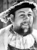 Charles Laughton wearing a Furry Top and Hat Photo by  Movie Star News
