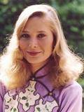 Deborah Raffin Portrait in Asian Dress Photo by  Movie Star News