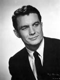 Cliff Robertson in Black with White Background Photo by  Movie Star News