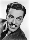 Cesar Romero wearing Suit and Tie Photo by  Movie Star News