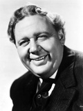 Charles Laughton in Black With White Background Photo by  Movie Star News
