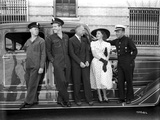 Ann Sheridan Group Picture in Classic Photo by  Movie Star News