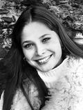Deborah Raffin smiling in White Sweater Photo by  Movie Star News